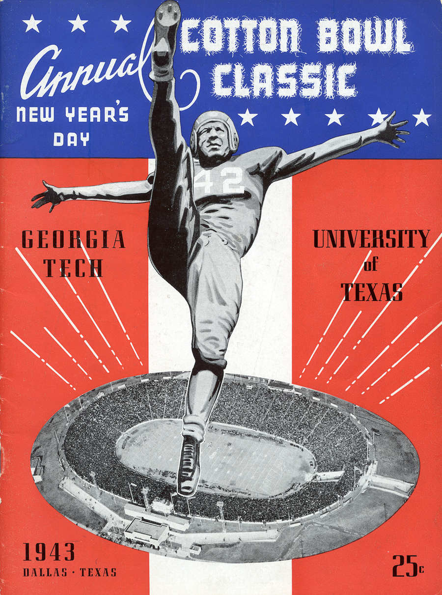 7th Classic, 1943 - 2019-20 - Past Classics - Cotton Bowl